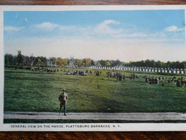 Cartes postales et photos  US ww1