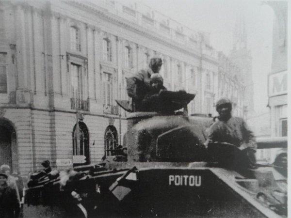 Mulhouse Novembre 1944