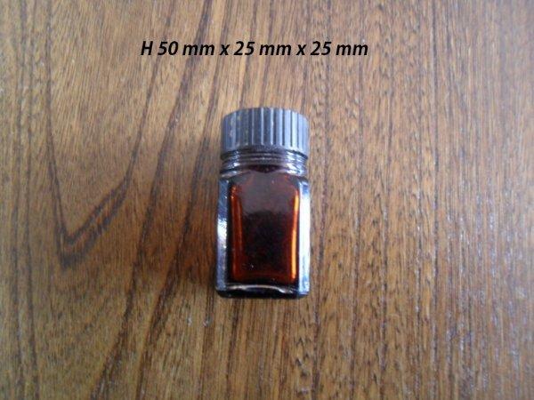 fioles d'halazone ( cachet de purification d'eau