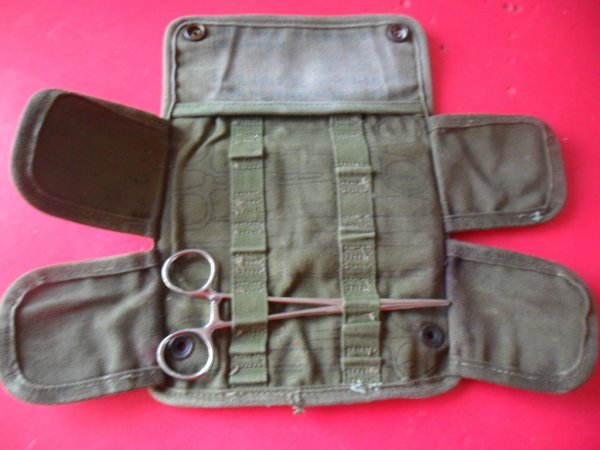 trousse instruments medic