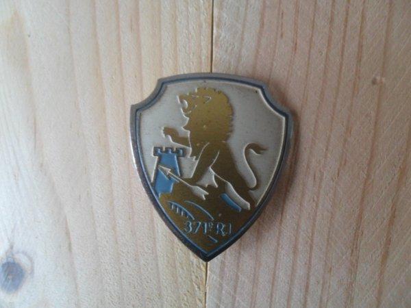 Insigne du 371 Reg Infanterie