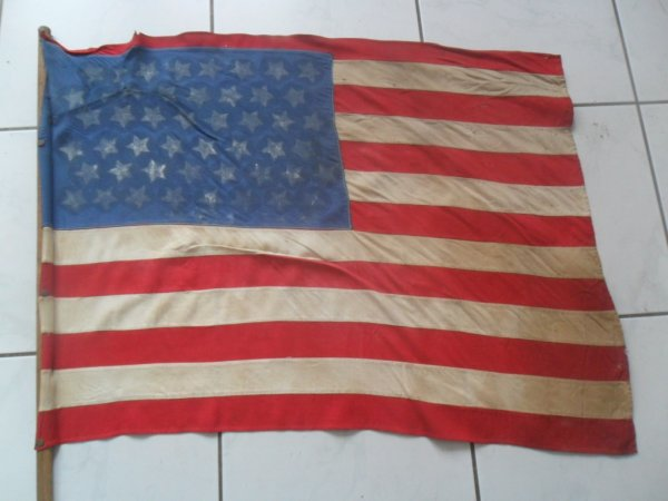 Drapeau US liberation
