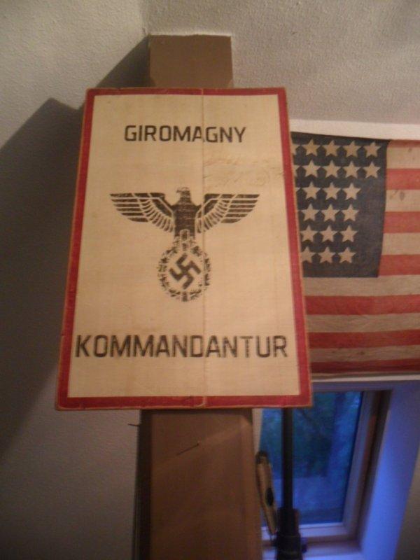 Kommandantur Giromagny