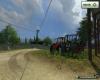 Les deux tracteurs