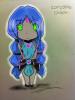 Chibi (fait par lili-art et colorier  B1 par moi)