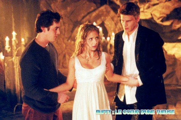 Saison 1 de Buffy contre les vampires.
