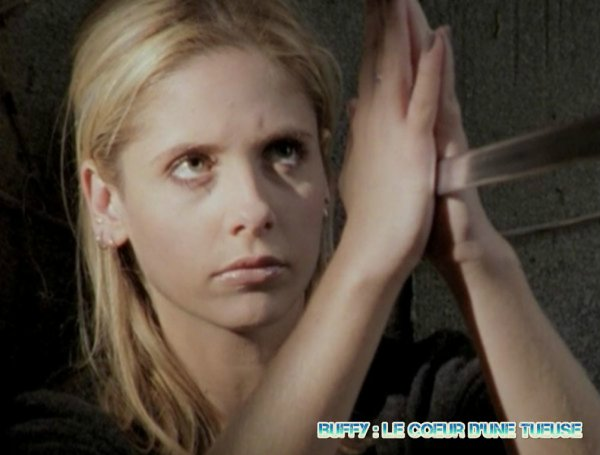 Saison 2 de Buffy contre les vampires.