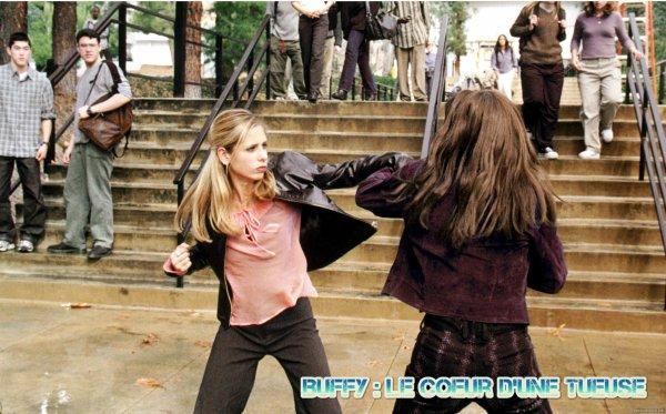 Saison 4 de Buffy contre les vampires.