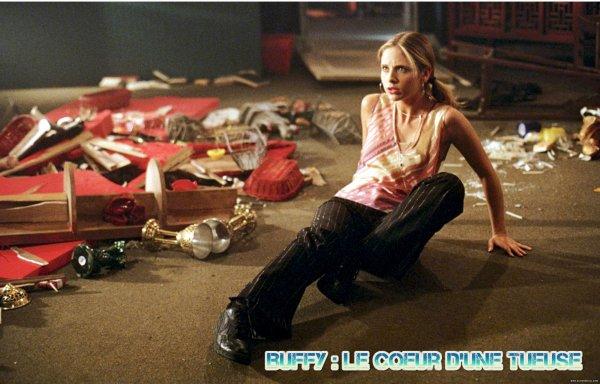 Saison 5 de Buffy contre les vampires.