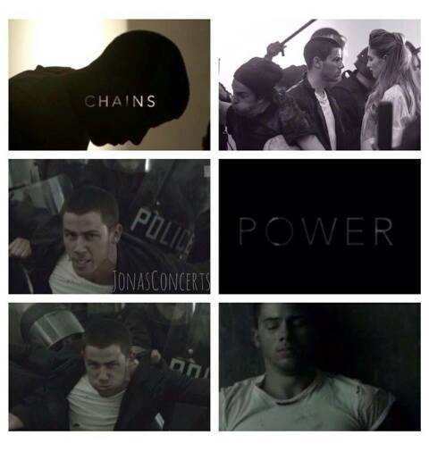 Photo du clip de Chains de Nick Jonas :)