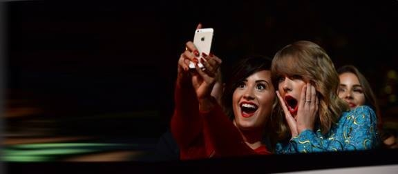 #VMA : Taylor Swift et Demi Lovato !