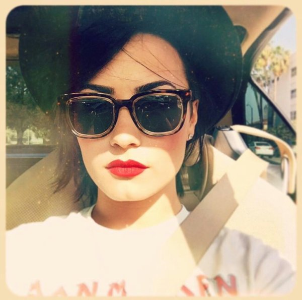 Photos récentes de Demi :)
