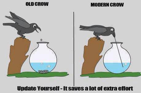 Evolution !!!