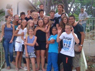 La Pinède Crew 2011