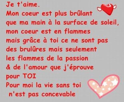 Jolie Poeme Blog De Amour08350