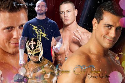 Sondage n° 1 ► Roster Raw ◄