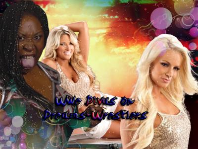 Sondage n° 3 ► WWE Divas ◄