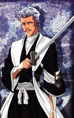 Vice capitaine Sasakibe Chojiro