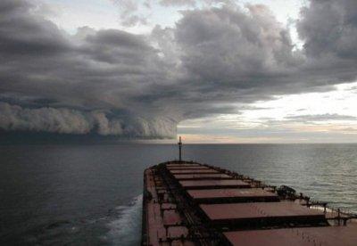 Tempête à Atlantique