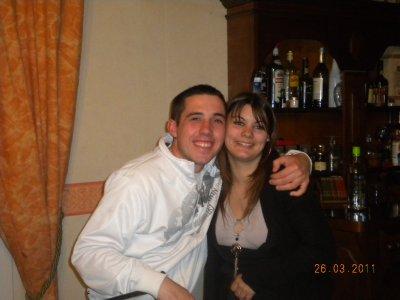 mon homme et ma soeur