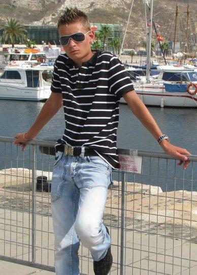 Moi à Cartagena en Espagne !! =))
