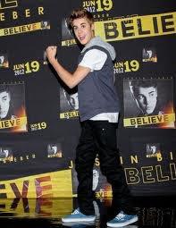 """Justin au Mexique pour son nouvel album """"Believe"""""""