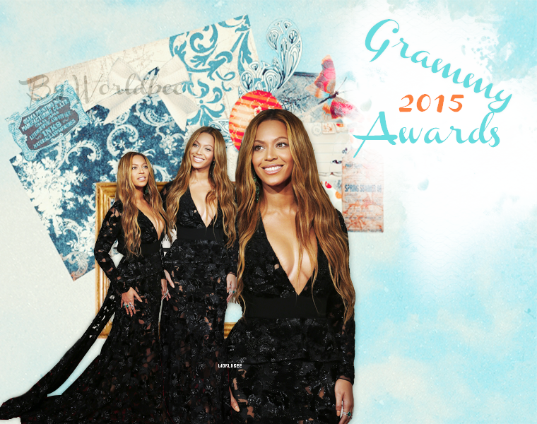 __ GRAMMY AWARDS 2015 __ ____________________________________  ArTicLe 824 : On Worldbee - Beyonce News · · · · · · · · · · · · · · · · · · · · · · · · · · · · · · ·