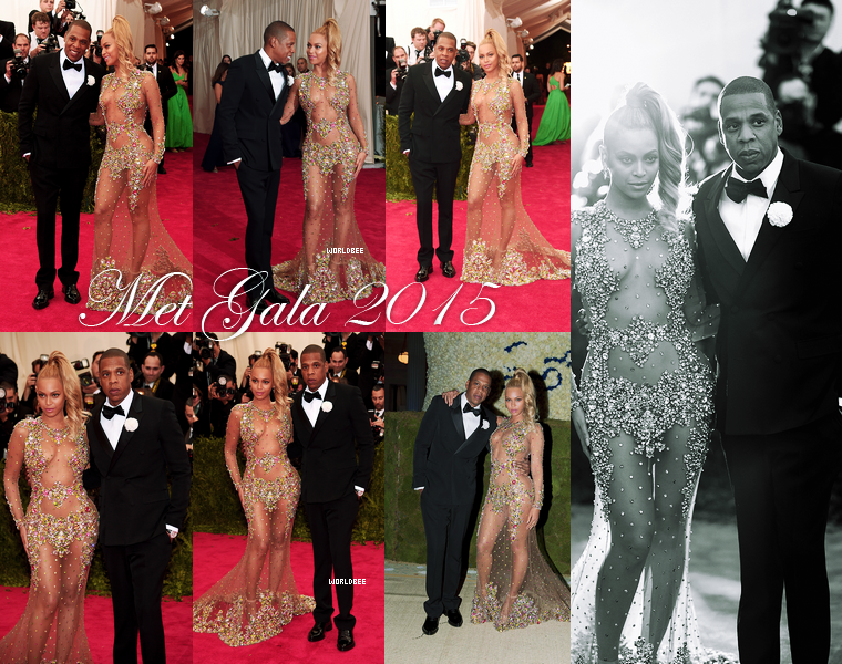 __ MET GALA 2015 __ ____________________________________  ArTicLe 832 : On Worldbee - Beyonce News · · · · · · · · · · · · · · · · · · · · · · · · · · · · · · ·
