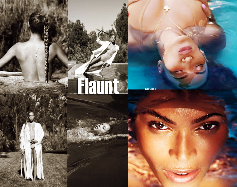 __ BEYONCE FLAUNT MAGAZINE  __ ____________________________________  ArTicLe 842 : On Worldbee -2eyonce News · · · · · · · · · · · · · · · · · · · · · · · · · · · · · · ·
