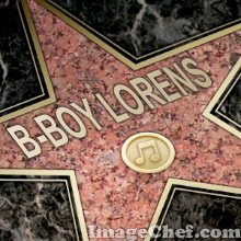 B-BOY LORENS