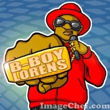 B-BOY LORENS      RPZ