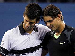 Finale de l'US Open