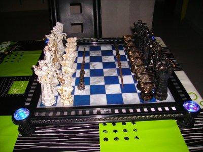 Le jeu d'échec interactif.Je l'adore mais je suis tellement fort que personne veut joué avec moi lol.