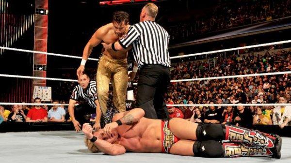Fandango: Pourquoi a-t-il un spot à WrestleMania ?