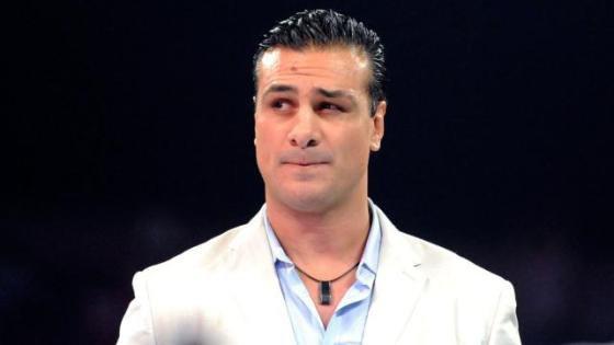 Alberto Del Rio: il parle de son face turn.