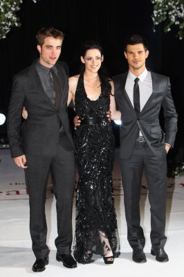 Les stars de Twilight à Londres