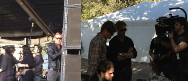 Ryan Gosling at the FUN FUN FUN FEST in Austin, Texas