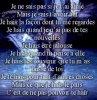 Un poeme ;)