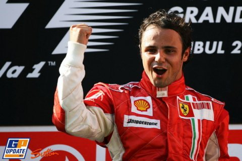 Biographie de Felipe Massa