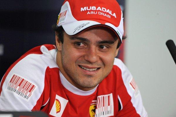 La carrière de Felipe Massa avant la Formule 1