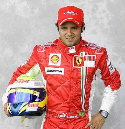 En 2006, Felipe Massa arrive chez Ferrari au côté de Michael Schumacher...