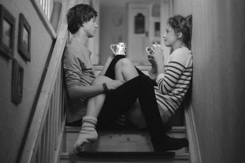 → Deux rencontres, deux interrogations, une nuit complète à parler.