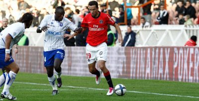 PSG-Auxerre : 2-3 (1-3)