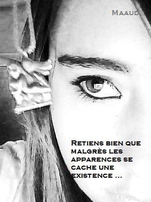 Les apparences laissent croire à beaucoup d'espèrances...