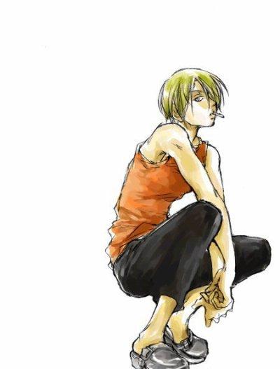 Sanji: le cuisinier