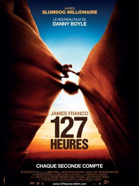 127 Heures Le 23 février au cinéma