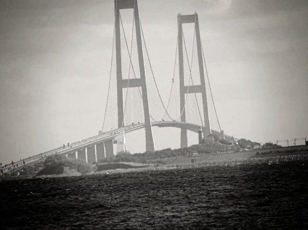 Pont de Storebælt - Danemark