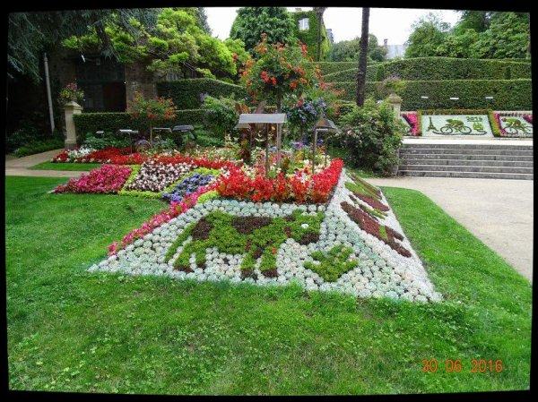 Jardin Public - Coutances (50)