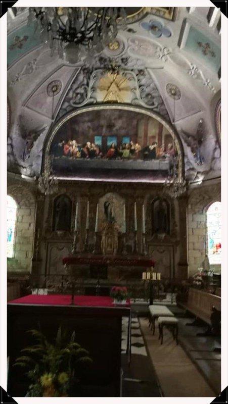 Eglise de Montfarville (50) Nord Cotentin