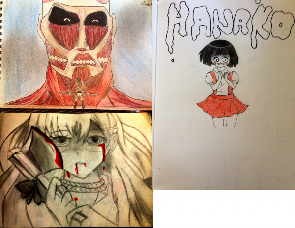 ~Quelques dessins~